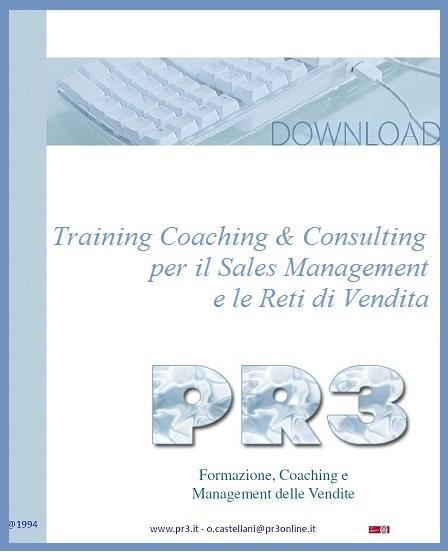 PR3 International sales transformation