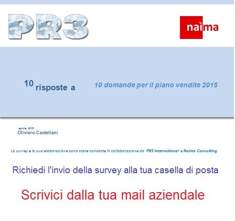 survey per sito